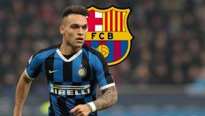 Martinez: Nilikaribia Kuungana na Messi Barcelona