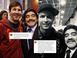 Maradona, Neno la Mwisho la Maradona kabla ya Kufariki, Meridianbet