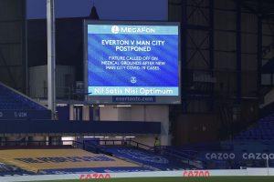 BREAKING NEWS: Everton v Man City Yahairishwa Sababu ya Corona.