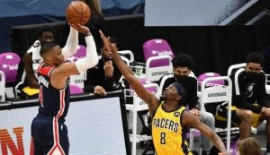 NBA, NBA: Russell Westbrook Aweka Rekodi Mpya., Meridianbet