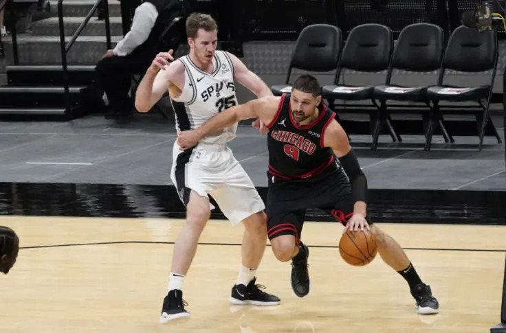 Chicago Bulls, Nikola Vucevic