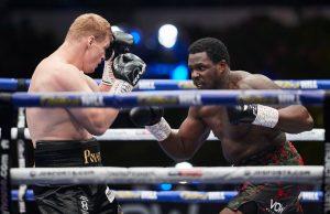 Whyte vs Povetkin Maneno Kuisha Leo March 27.
