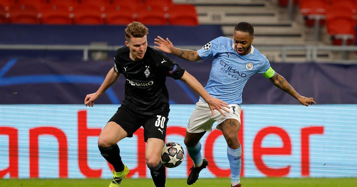 Manchester City vs Borussia Monchengladbach