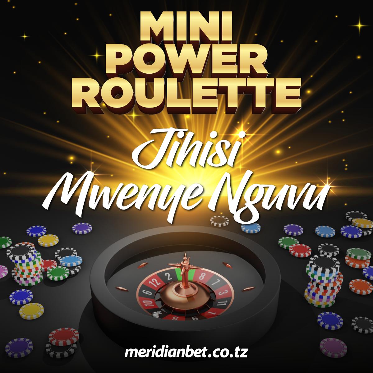 mini power roulette