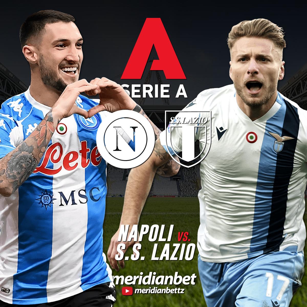 Napoli vs. Lazio: Taarifa na Vikosi
