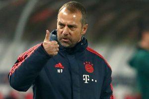 Hansi Flick Kusepa Bayern Munich.