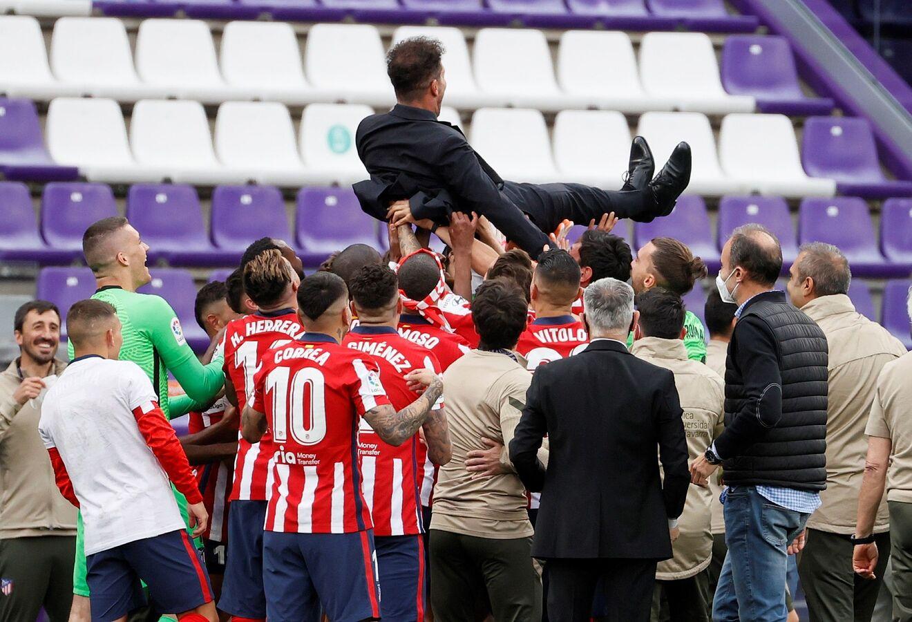 atletico madrid, Atletico Madrid Bingwa wa La Liga, Meridianbet