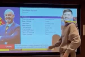 Gilmour Hatimaye Aitwa Katika Timu ya Scotland