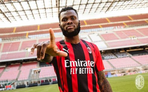 AC Milan, AC Milan Watangaza Uzi Mpya wa 2021!, Meridianbet