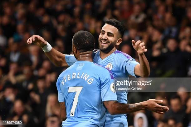 Man City: Sterling na Mahrez Sokoni