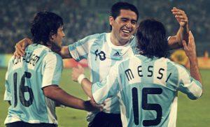 Tocalli: Aguero na Messi ni Washikaji Tangu Wadogo