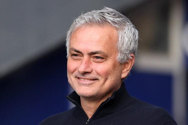Mourinho-Roma