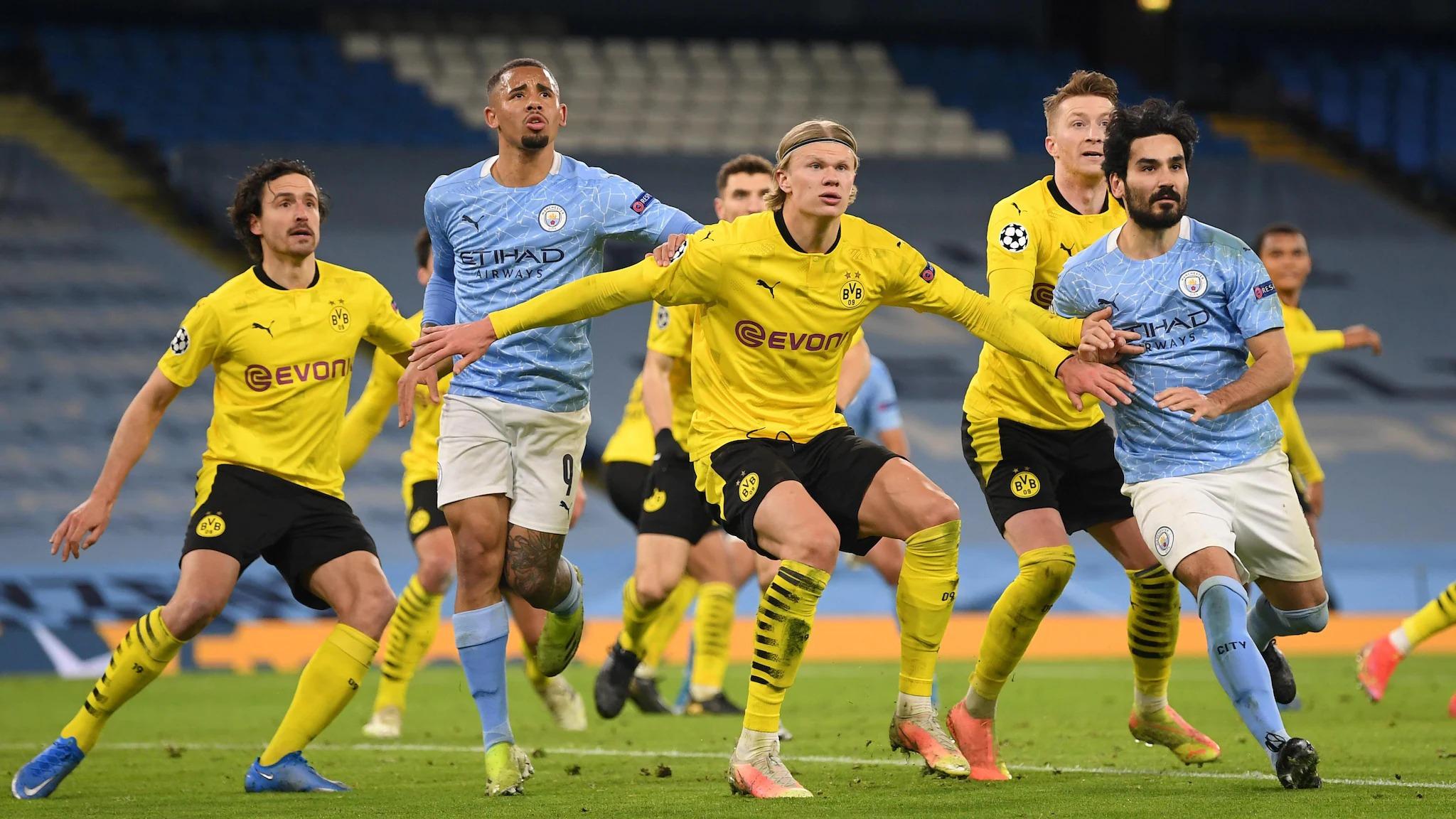 Ratiba za soka-Borussia-dortmund