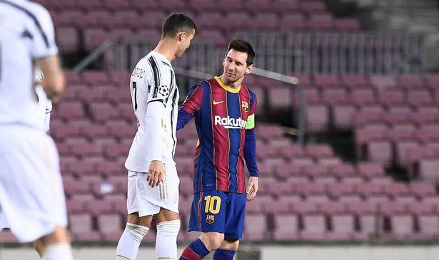 Ronaldo na messi wameshinda ballon d'Or 11 kati ya 12