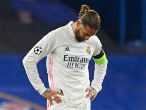 Ramos Atemwa Kwenye Kikosi cha Spain Kitakacho Cheza Euro 2020