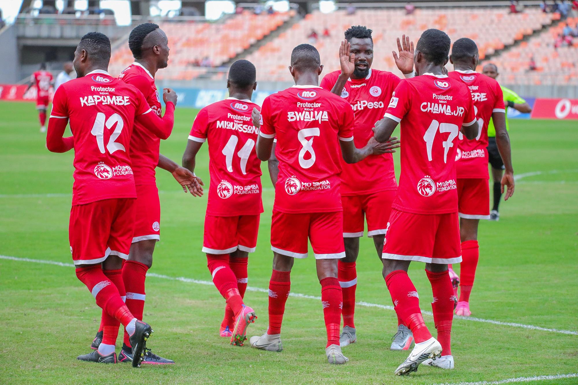 Simba SC na Rekodi za Kibabe CAF.