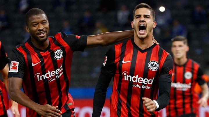 Tetesi za soka- Eintracht Frankfurt