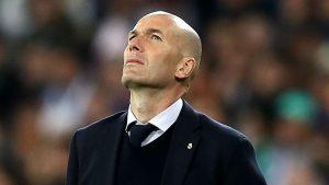 Zidane Kuachana na Real Madrid.