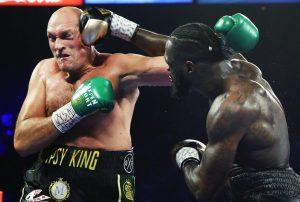 Tyson Fury, Tyson Fury: Wilder Anataka Pauni Milioni 20., Meridianbet