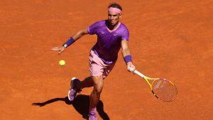 Nadal: Madrid ni Moja ya Viwanja Vigumu Kwenye Mashindano
