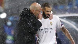 Benzema Hamuoni Zidane Akiondoka Real Madrid