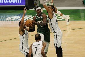 NBA, NBA: Bucks Walipakisasi, Jazz Waendeleza Ubabe., Meridianbet