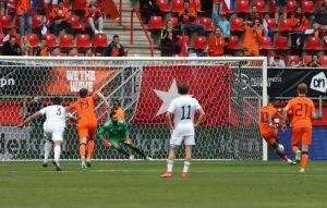 Depay Aiongoza Uholanzi katika Ushindi wa 3-0