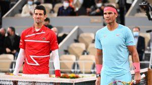French Open 2021, French Open 2021, Nadal vs Djokovic X57., Meridianbet