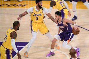 Lakers Yatolewa Katika Raundi ya Kwanza ya NBA Play-Offs.