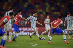 Messi: Tulitaka Kumuenzi Maradona kwa Ushindi